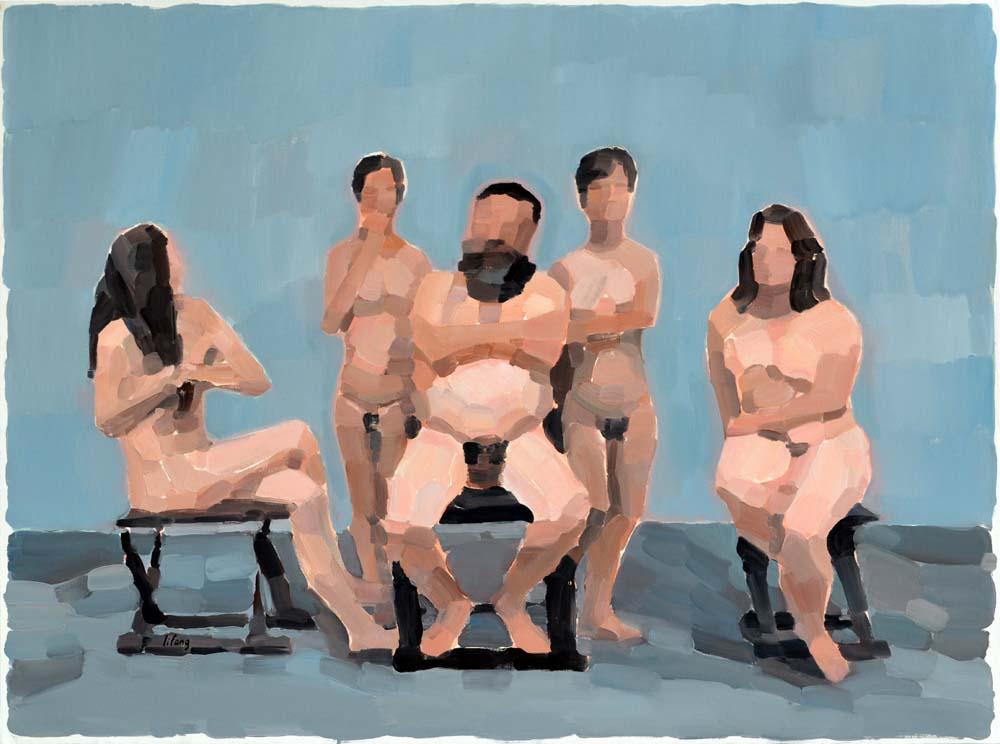 Ai weiwei nude